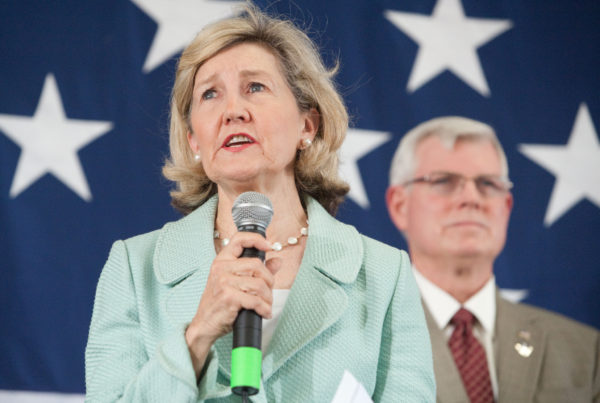 Kay Bailey Hutchison Threatened To 'Take Out' New Russian Missiles, Saying They Violate Treaty
