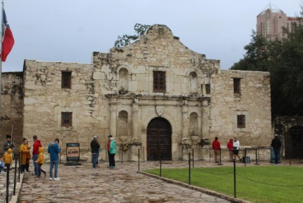 Behind The Myth Of The Texas Revolution