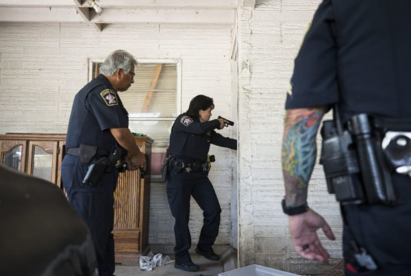 When Evictions Are Ordered, Constables Are Called On To Enforce Them