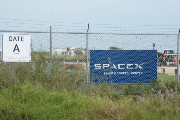 How SpaceX Could Get In The Way Of The Proposed Southern Border Wall