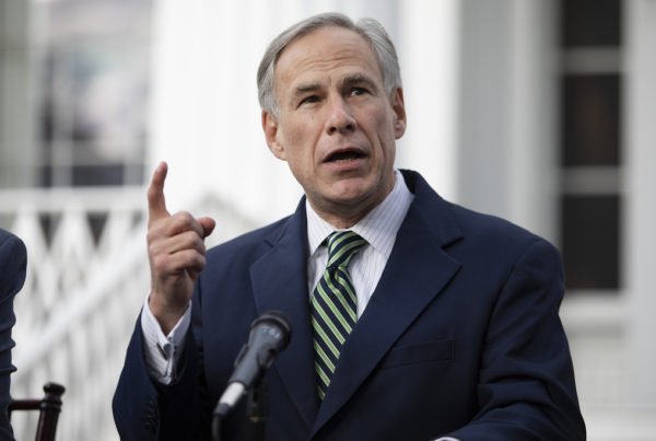The Way Greg Abbott Talks Tells Us A Lot About The Texas Accent