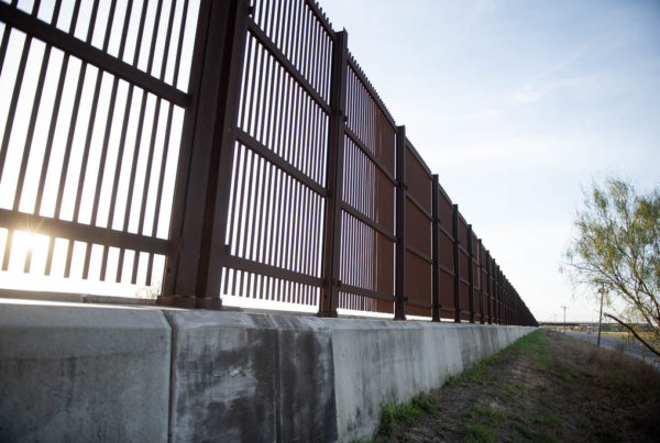 Tired Of Waiting For A Border Wall, A Conservative Group Has Raised $20 Million To Build Parts Of It Themselves