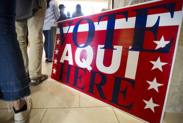 Voting Rights Groups Defend Fort Worth Woman Imprisoned For Casting An Illegal Ballot