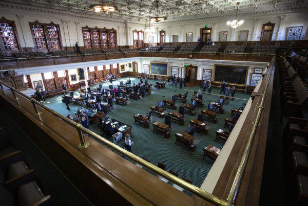 Texas Senate Education Committee Puts School Finance On A Fast Track