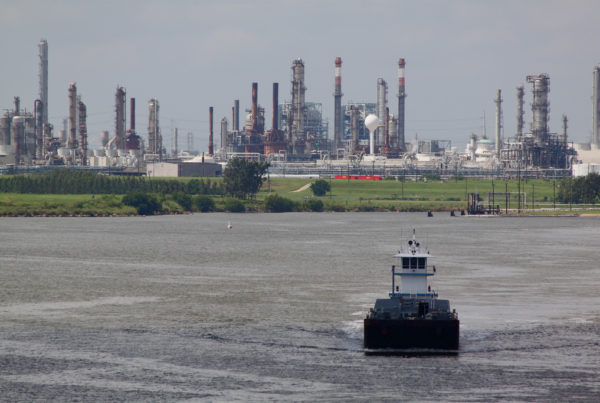 Houston Area Petrochemical Fire Continues, But Smoke Likely Not Toxic For Most