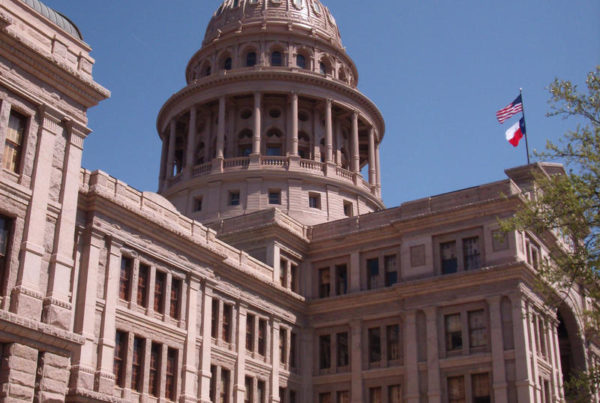 News Roundup: Lawmakers Call For Special Session In Response To El Paso Shooting