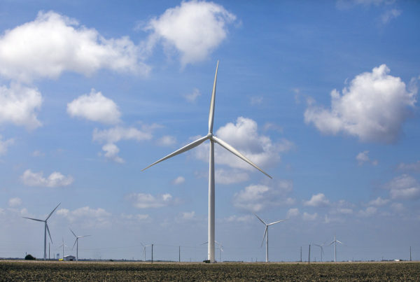 How The Oil And Gas Industry Isn't Backing Down Amid Growth In Wind Power