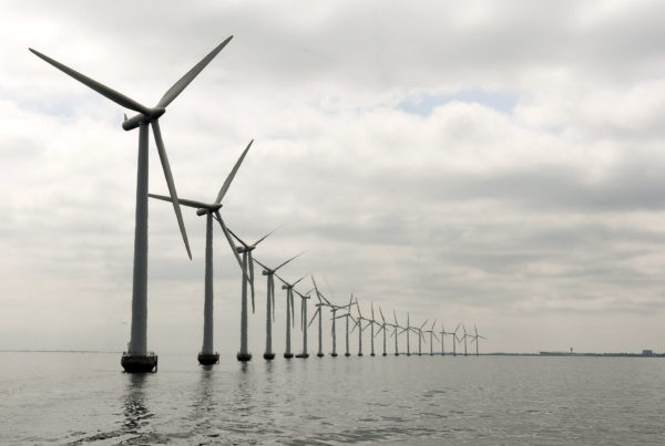 When It Comes To Developing Offshore Wind Power, Northeastern States Will Likely Surpass Texas