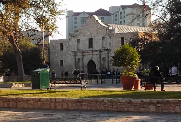 Citizens Conservation Committee Wants The Alamo Site To Tell A Broader Story