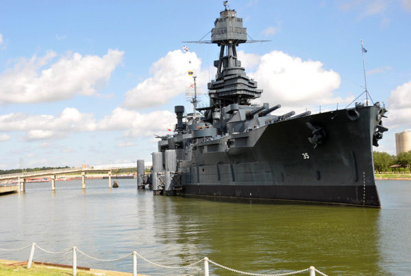 The Battleship USS Texas Will Be Moved For Restoration If Engineers Deem It Safe