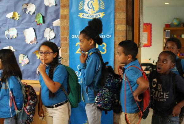 The Charter Effect: Enrollment Loss Hits San Antonio's 'Destination' Districts