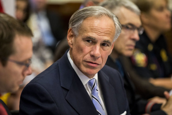Will Greg Abbott's Executive Orders Help Prevent Mass Shootings?