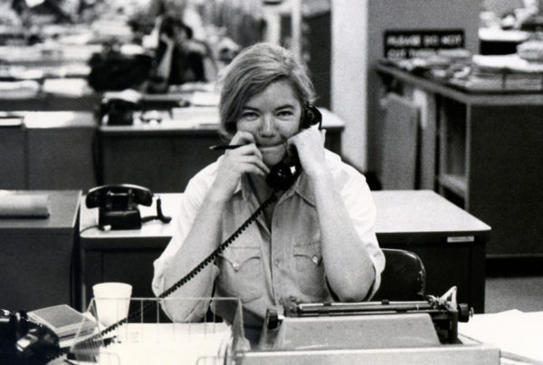 'Raise Hell' Delves Into The Life Of Brilliant, Outspoken Rabble-Rouser, Molly Ivins