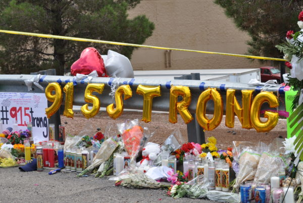 News Roundup: Walmart To Reopen El Paso Store That Was Site Of Mass Shooting