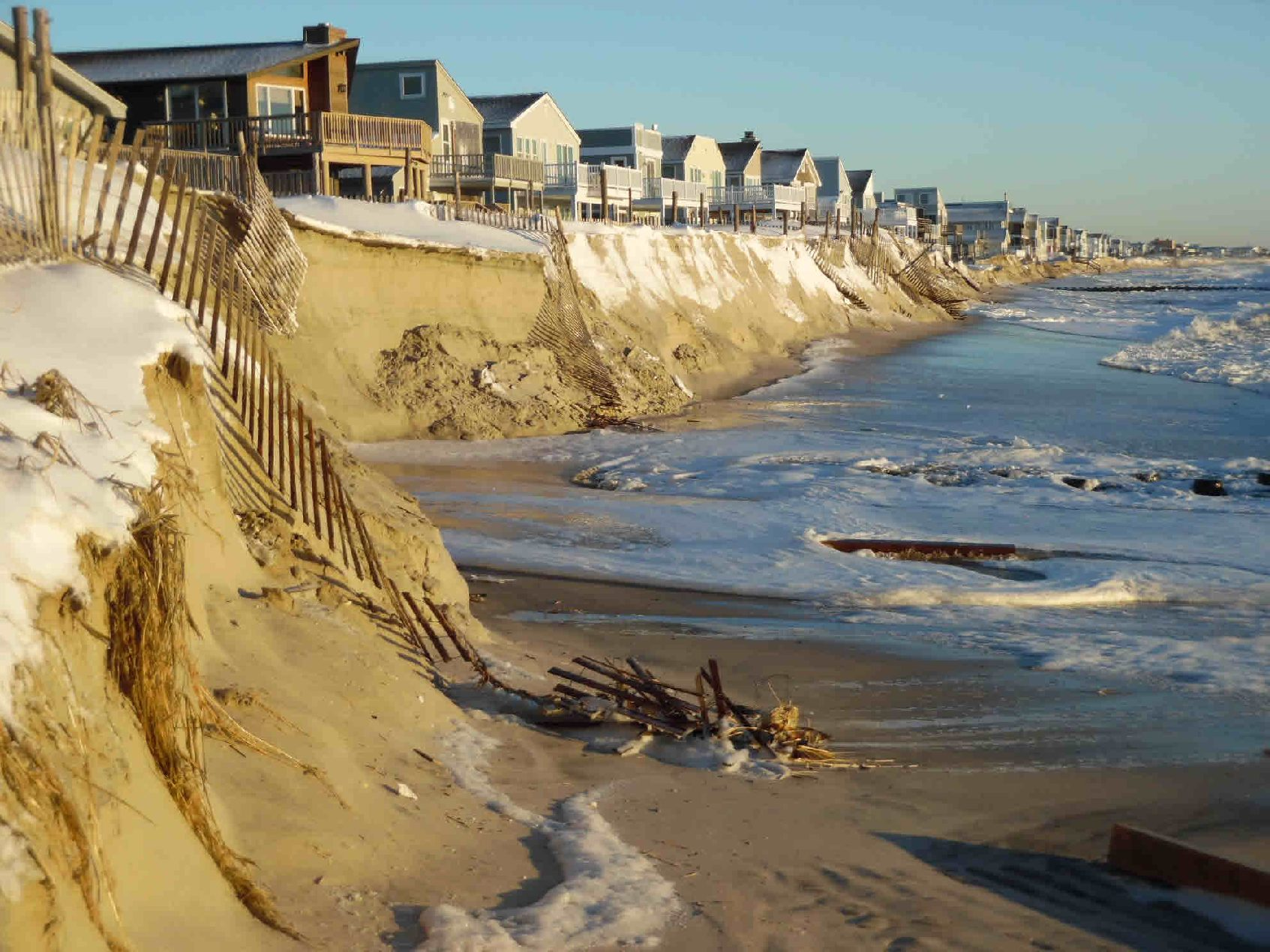 As Ocean Temperatures Warm, The Cost Of Rebuilding The Coastal Economy Will Rise
