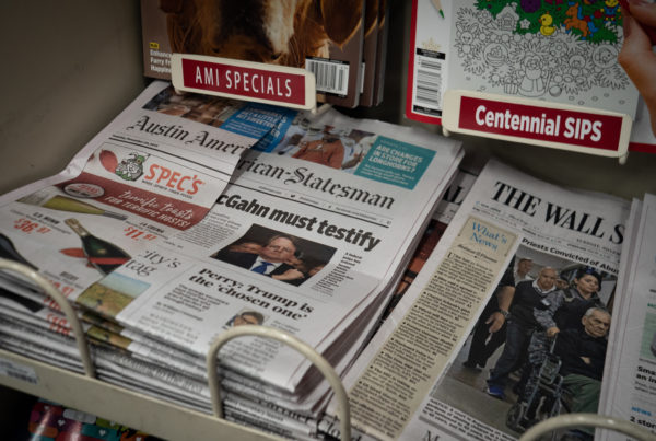 As Readership Falls And Mergers Rise, Local News Struggles To Find A Winning Formula