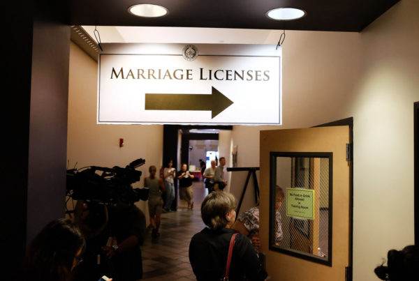 Are Justices Of The Peace Being Forced To Officiate Same-Sex Marriages?