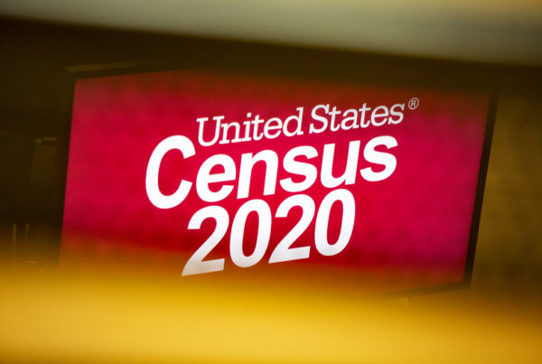 Without State Money For Census Count, Nonprofits Step In
