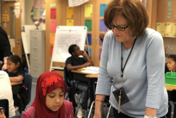 Amid Decline In Refugee Students, Fort Worth ISD Changes ESL Program