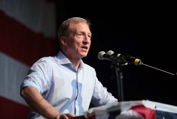 Democratic Presidential Candidate Tom Steyer Hires A Texas Campaign Director