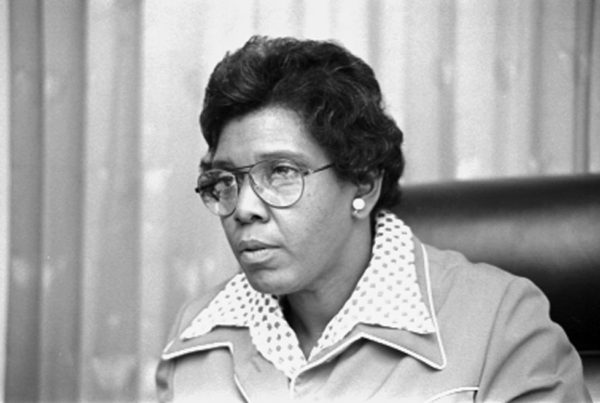 Barbara Jordan's Legacy Is On Display At Capitol Exhibit