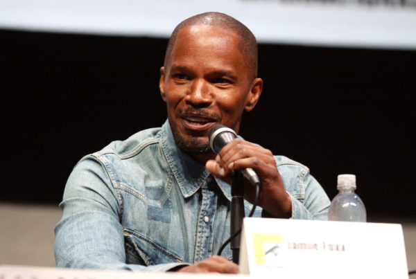 Terrell Native Jamie Foxx Skillfully Adapts His Way Of Speaking To His Environment