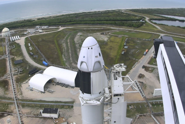 An Astronaut's View Of The SpaceX/NASA Partnership