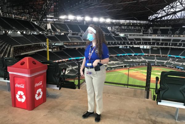 Rangers Get New Stadium, But There Won't Be Any Fans At The Old Ball Game