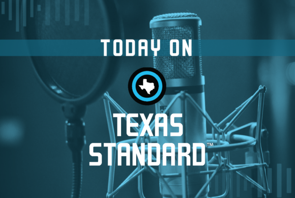 Texas Standard For September 29, 2020