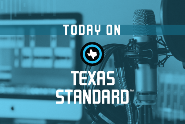 Texas Standard For October 15, 2020