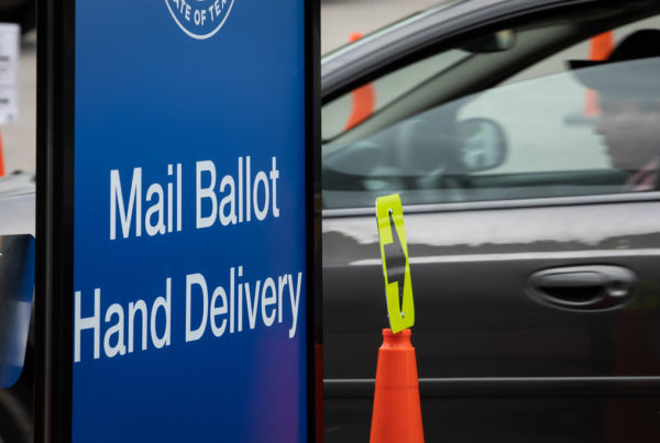 Texas Decides: Where's My Mail-In Ballot?