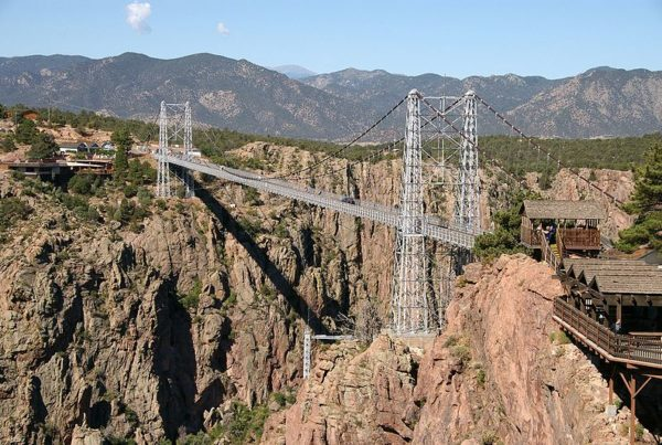 The Texas Connection To Colorado's Royal Gorge Bridge