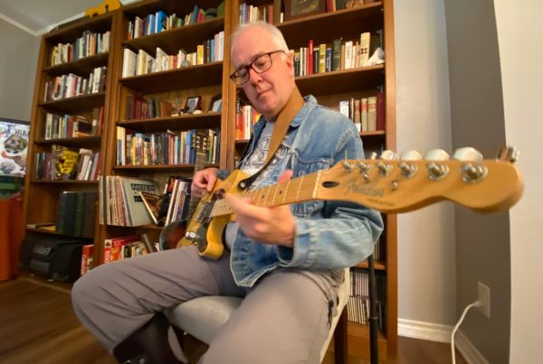 Austin Guitarist Sees His Music In A 'New Way' After Experiencing A Stroke