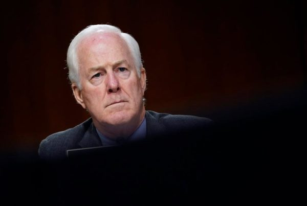 John Cornyn Says He Won't Join Growing Number Of Texas Republicans Planning To Object To Certification Of Joe Biden's Win