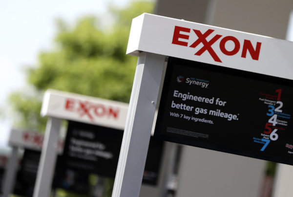 Exxon Was Hit Hard In 2020. How It Rebounds Could Shape Houston's Future