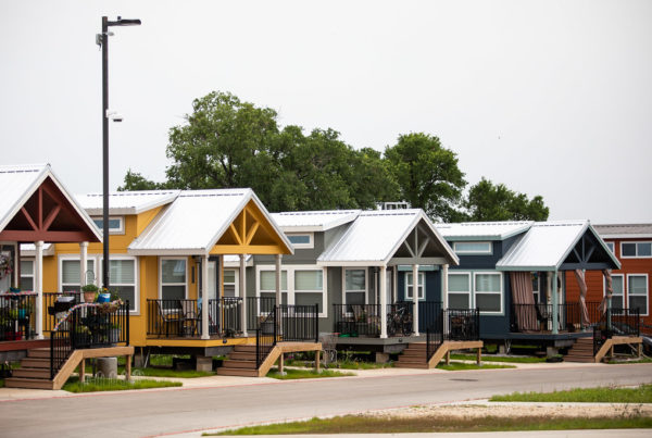 Community First! Village Helps Austin's Chronically Homeless Rebuild Critical Ties With Others