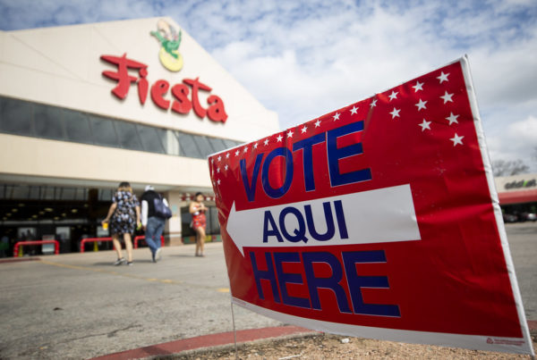 Polling Places For Urban Voters Of Color Would Be Cut Under Texas Senate's Version Of Voting Bill Being Negotiated With House