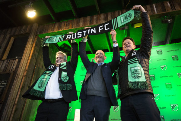 How San Antonio Got Passed Over By Major League Soccer For Austin