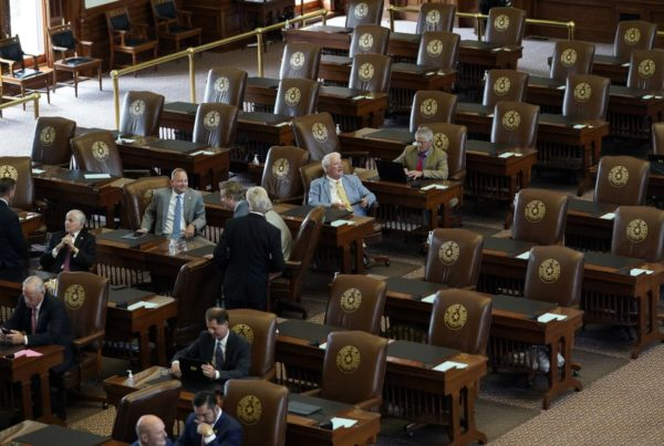 A Texas GOP Voting Bill Is Likely Dead Due To The Democratic Walkout. So Are These Other Bills
