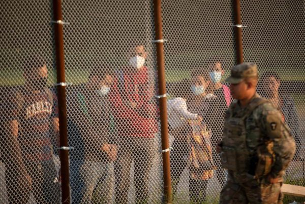 Gov. Greg Abbott Orders Texas National Guard To Help With Migrant Arrests At The Border