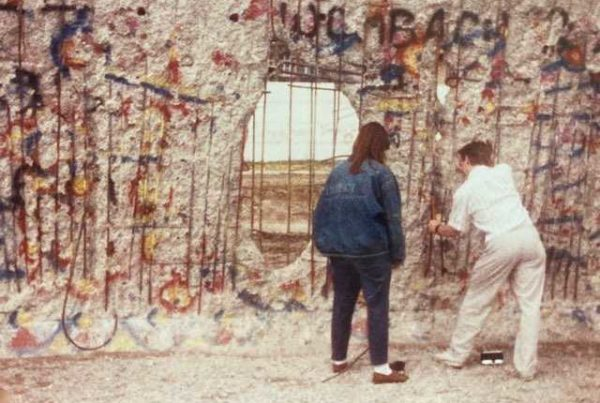 'The Berlin Wall Through The Eyes Of A Child, A Teenager And Now A Grown Texas Woman