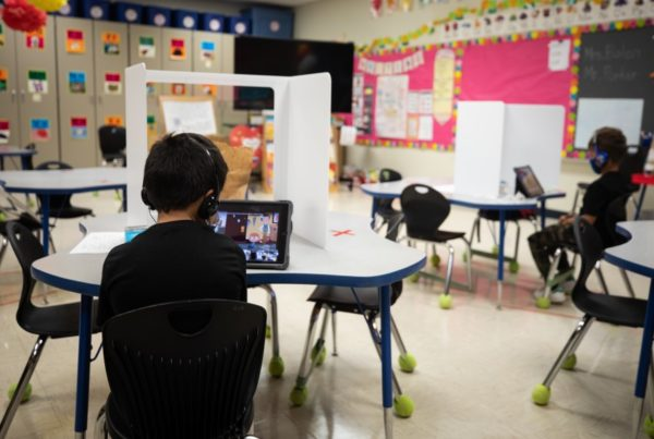 Virtual Learning Option Brings Hope To Some Austin Parents Worried About COVID — And Pressure On AISD's Pockets