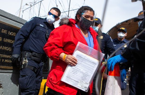 US Supreme Court Upholds A Federal Judge's Order To Reinstate 'Remain In Mexico' Program