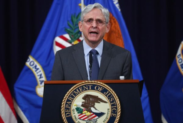 Justice Department Promises To Protect People Who Seek Abortions in Texas