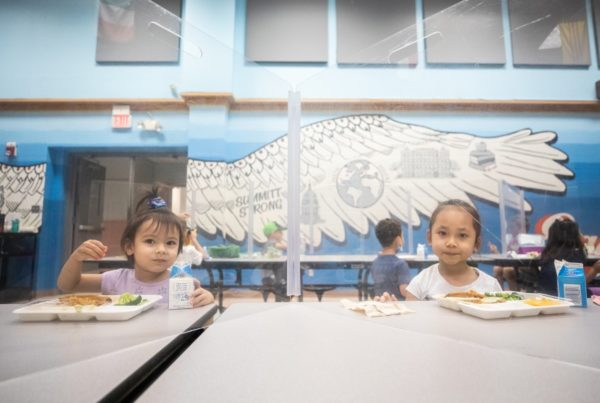 Inside Or Outside? Where Students Eat Lunch Is One Of The Biggest Challenges For Austin ISD Principals