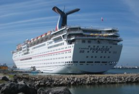 Carnival Cruise Ships Continue To Dump Waste, Despite Sanctions